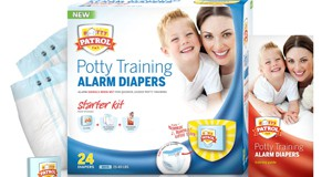 Potty Patrol Alarm Diapers Review, Parent Savers