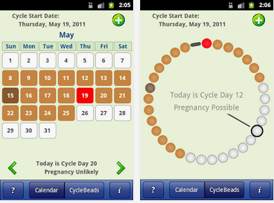 iCyclebeads, App review