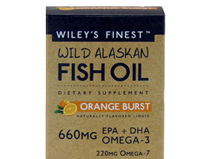 Wiley's Wild Alaskan Fish Oil, Product Review
