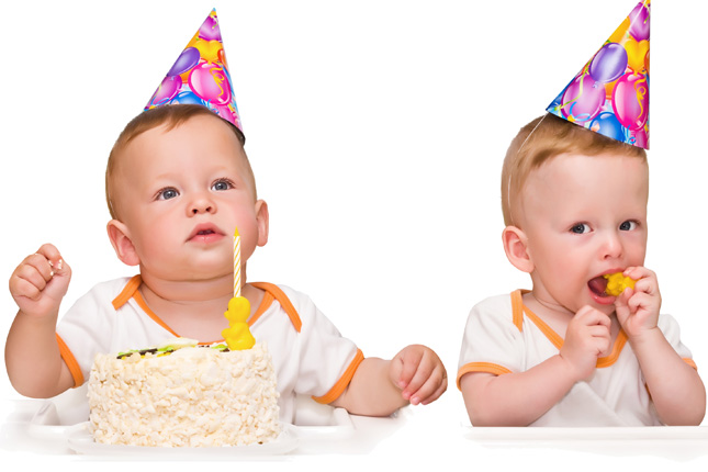 Twin Birthday Parties on a Budget