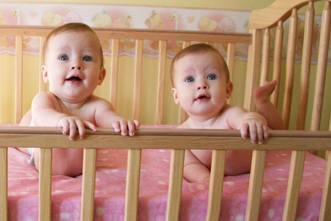 Twin Transitions Crib To Toddler Bed