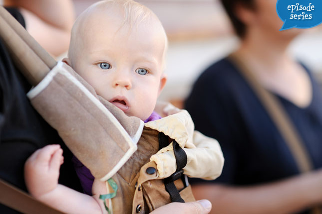 Twin Baby Gear Essentials: Baby Carriers