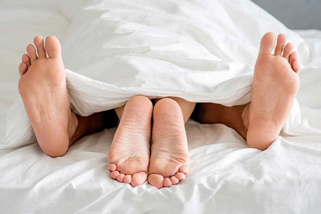 Making Sex Comfortable During Pregnancy