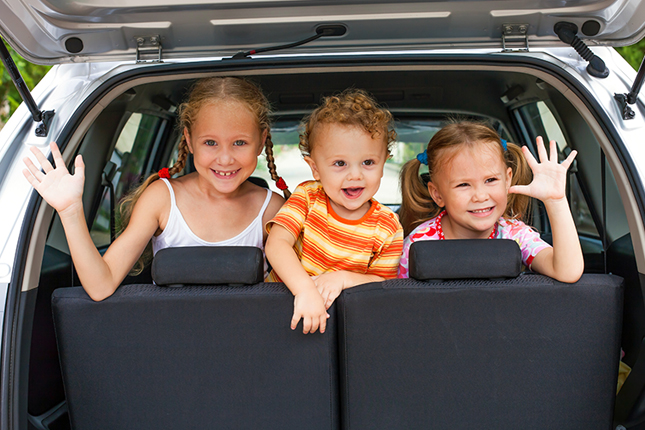 How to Survive Road Trips with Kids