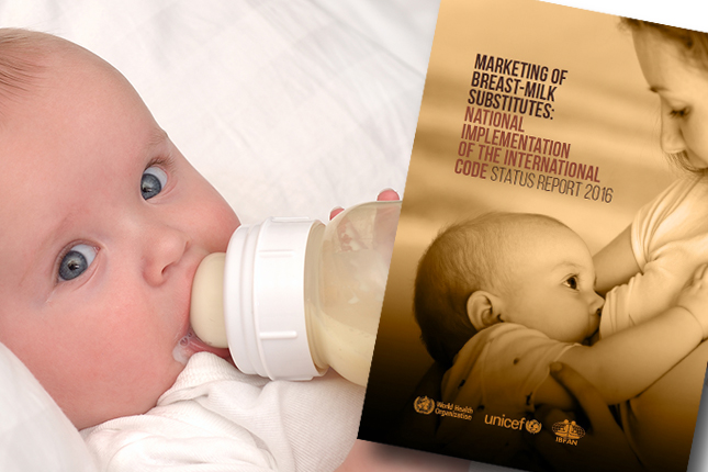 EDITORIAL: How the WHO Code Impacts Breastfeeding and Pumping Moms