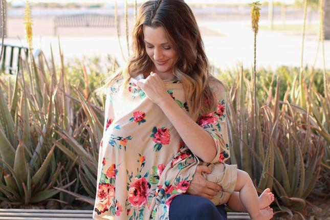 Should I Wear a Breastfeeding Cover?